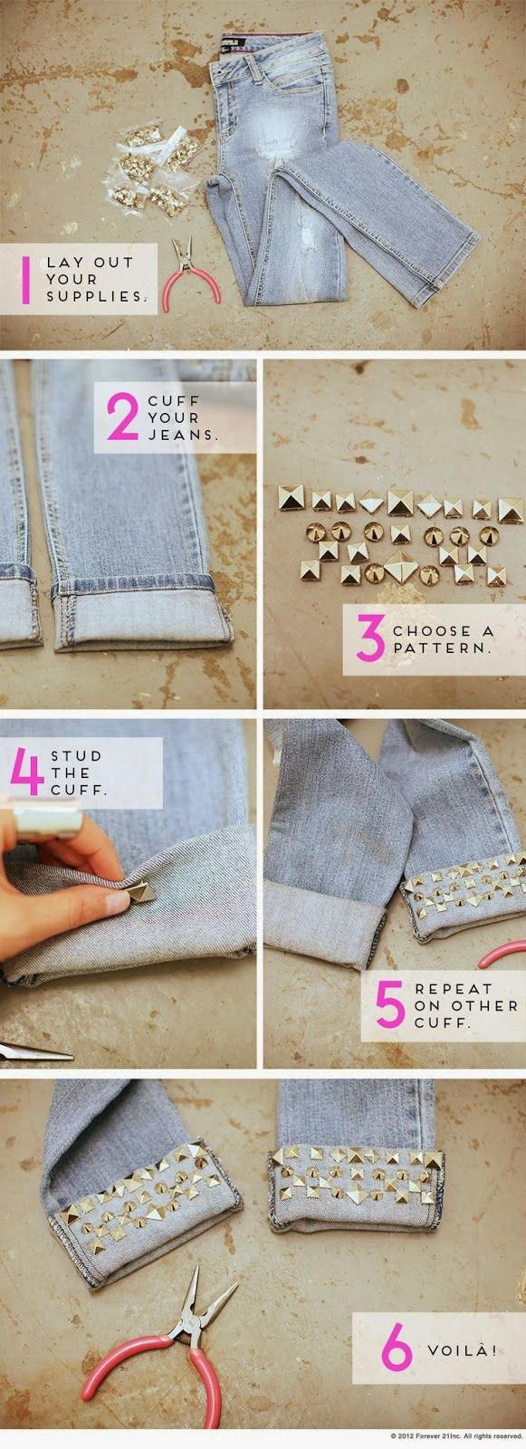 15 Cute DIY Clothes Ideas