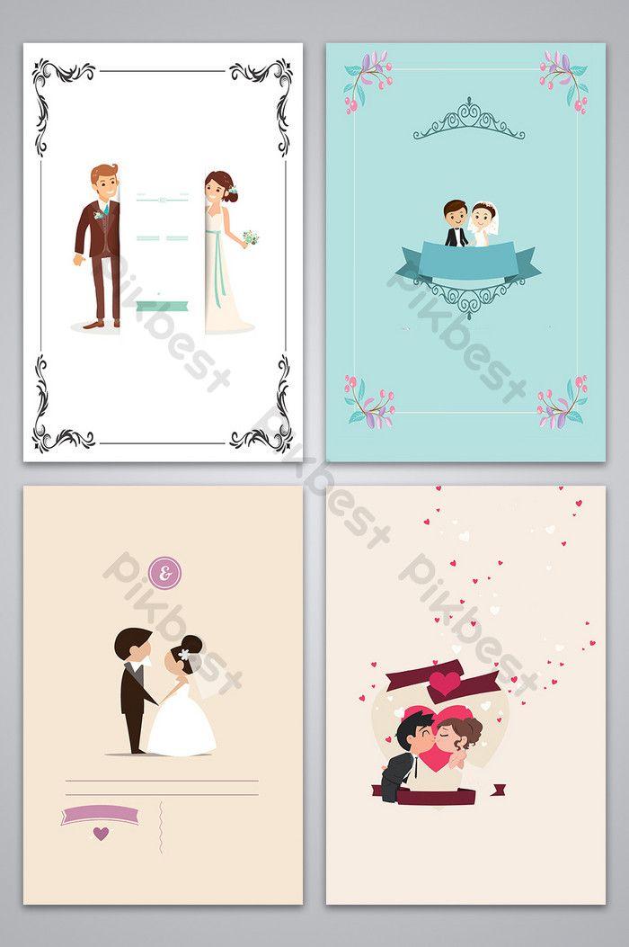 دعوة زفاف تصميم خلفية بسيطة خلفيات Psd تحميل مجاني Pikbest Wedding Invitation Background Background Design Invitation Background