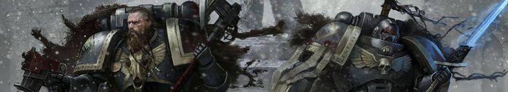 Space Wolves :: Space Marine :: Imperium :: Warhammer 40000 :: сообщество фанатов / красивые картинки и арты, гифки, прикольные комиксы, интересные статьи по теме.