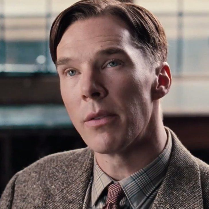 Pin for Later: If You Love Benedict Cumberbatch, You Will Love The Imitation Game Trailer