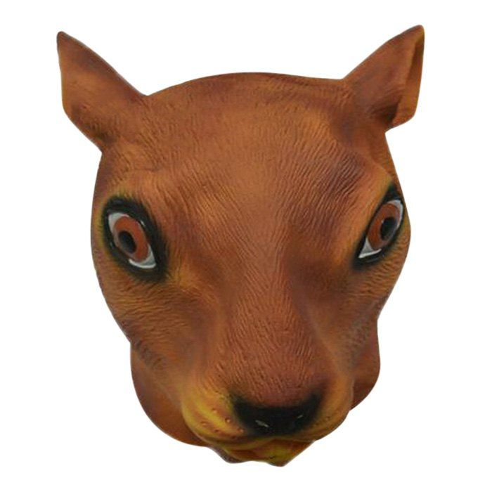 Funny Animal Head Squirrel Mask Latex Costume Party Toy for Adult #jewelry, #women, #men, #hats, #watches, #belts