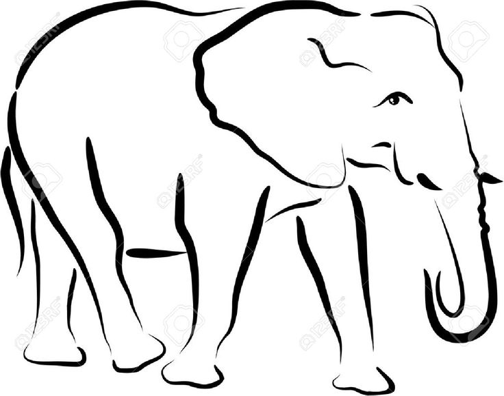 Elephant Royalty Free Cliparts, Vectors, And Stock Illustration ...