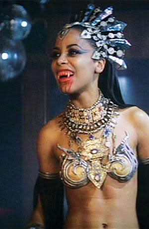 Akasha from Queen of the Damned #vampdreams