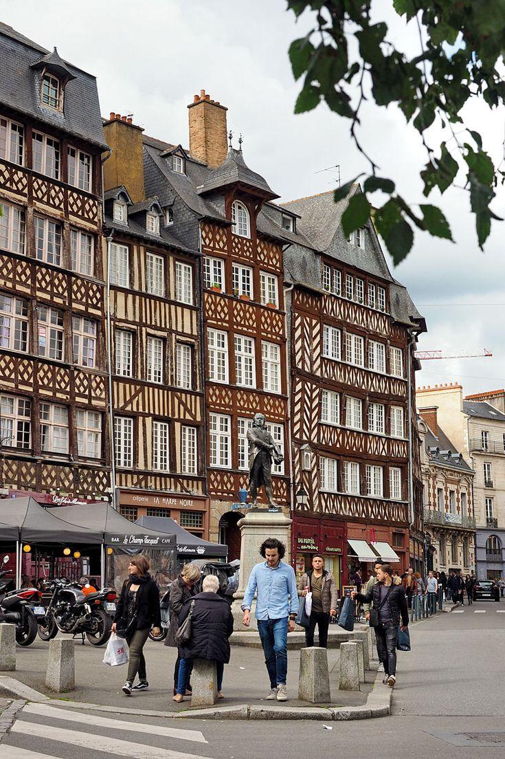 "Rennes/Bretagne - ""Fee ist mein Name"""