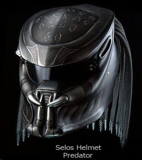Predator Helmet Street Fighter-Handmade | AnnaHelmetindonesia -  on ArtFire