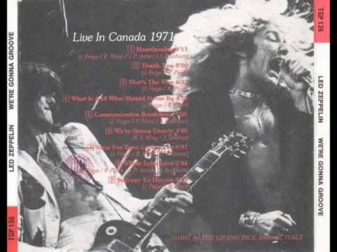 Led Zeppelin - Since I've Been Loving You - Live 1970-03-21