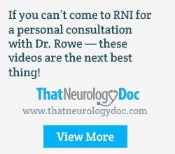 Neurology of Hypermobility | Rowe Neurology Institute