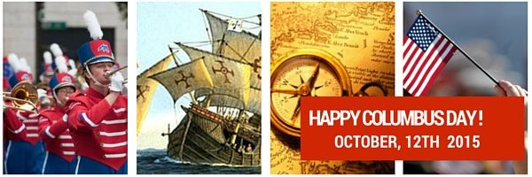 How are you #spending your #ColumbusDay? Visit our #blog for #ideas.