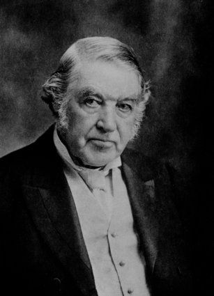 """Sir Charles Tupper """"Each little Province is a little nation by itself. """""""