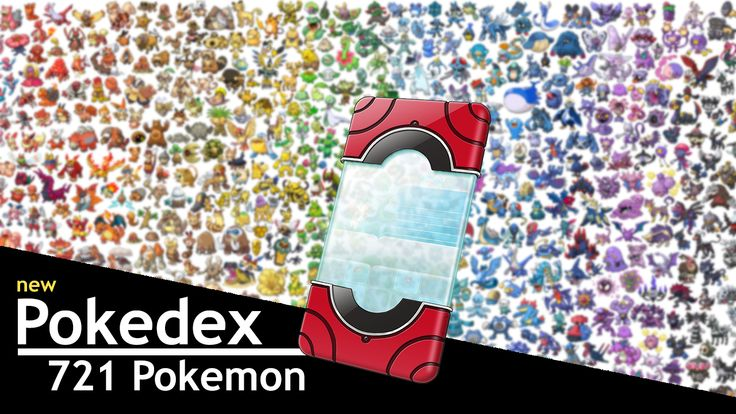 This Pokedex contain the list of all Pokemon and forms. Mega Evolution, Primal form information. Search by type, category, stats, name, type or generation..