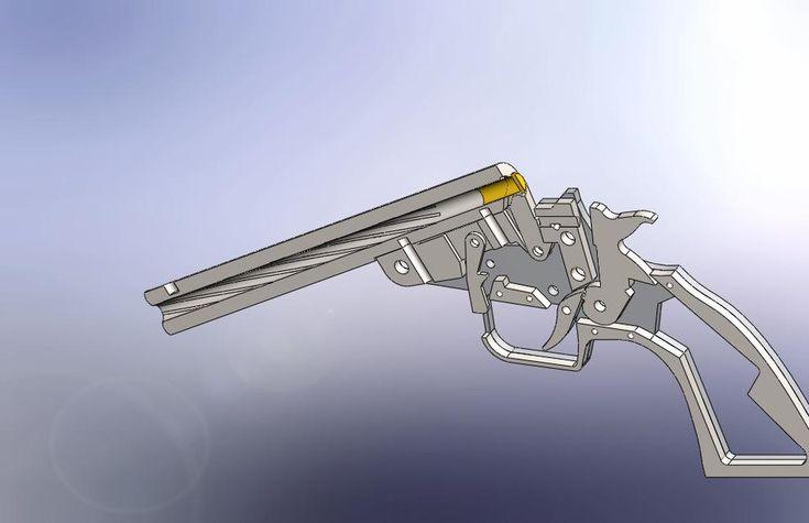 single shot - 3D CAD model - GrabCAD