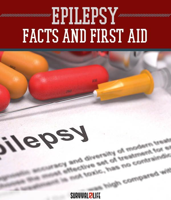 Epilepsy: Facts and First Aid | Quick Facts And First Aid Tips If A Person Is Having A Seizure by Survival Life at http://survivallife.com/2015/12/28/epilepsy-facts-and-first-aid/