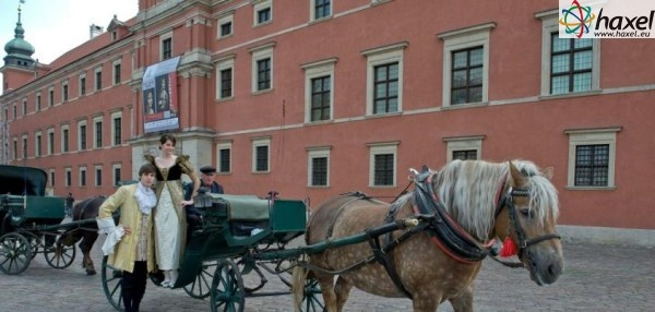 Warsaw can be real fun with Haxel Events & Incentive. Contact us for gala, jubilee or corporate meeting in Poland