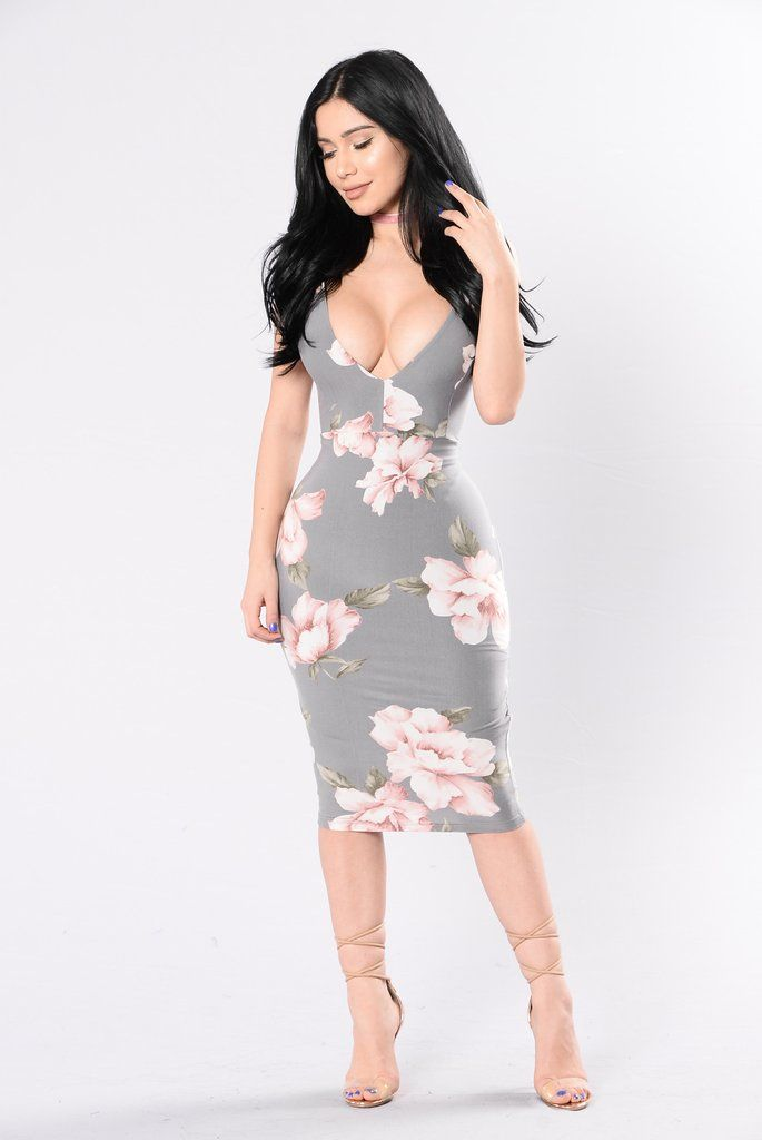 Fashion Nova | Passion Flower Dress
