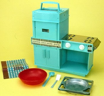this is the exact easy bake oven I had!