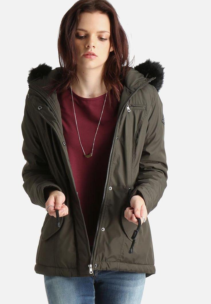 Lorca Nylon Jacket - Peat Only Jackets   Superbalist.com