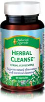 You may also like Herbal Cleanse, a natural laxative ayurvedic herb supplement for intestinal cleansing.
