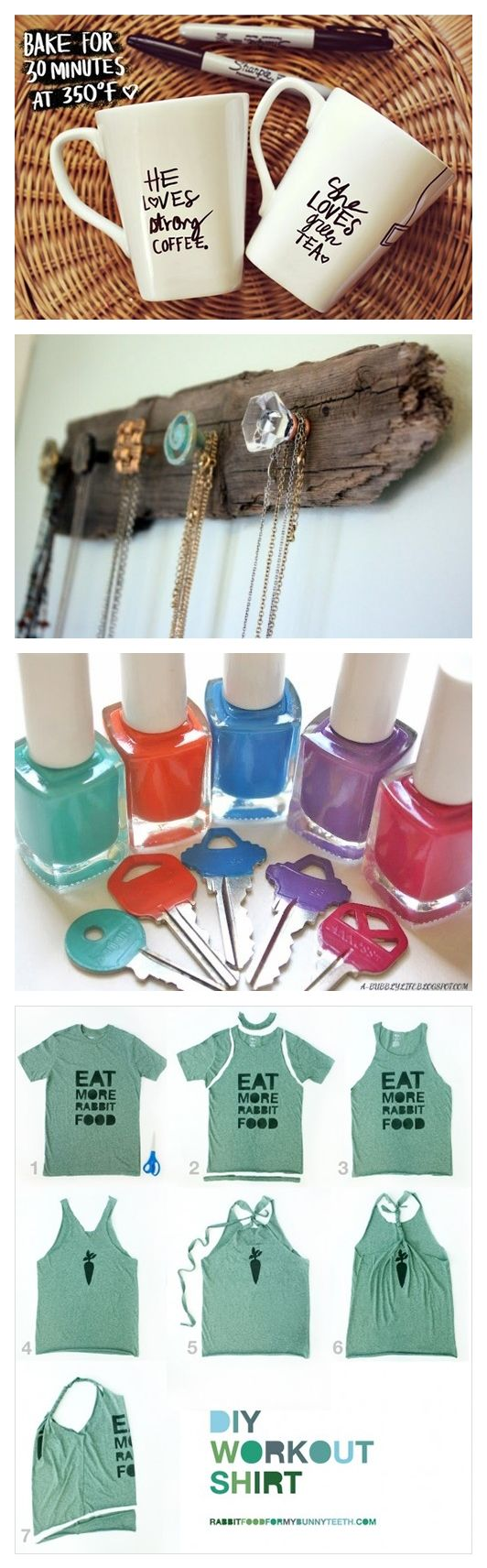 30+ Easy DIY Projects