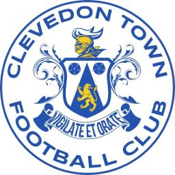 Clevedon Town of Somerset, England crest.