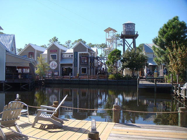 Baytowne Wharf, San Destin, FL-So many memories- I just love this place