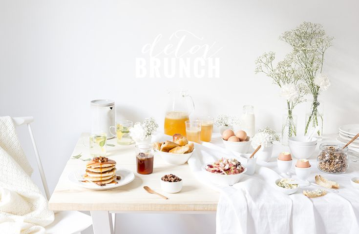 MIYNK: The ultimate DIY app for iPad - Brunch via Carnets Parisiens