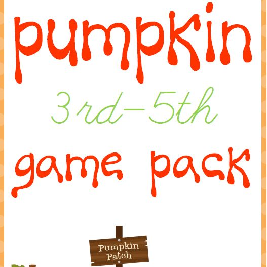 Free Pumpkin Game Pack (3rd-5th) - http://www.yearroundhomeschooling.com/free-pumpkin-game-pack-3rd-5th/