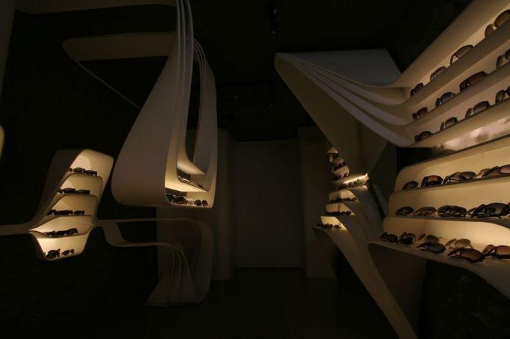Precise optics - Architecture by Omniview #algorithmicdesign #parametricdesign #digitalfabrication  #interiordesign #tsigos #Greece #mykonos