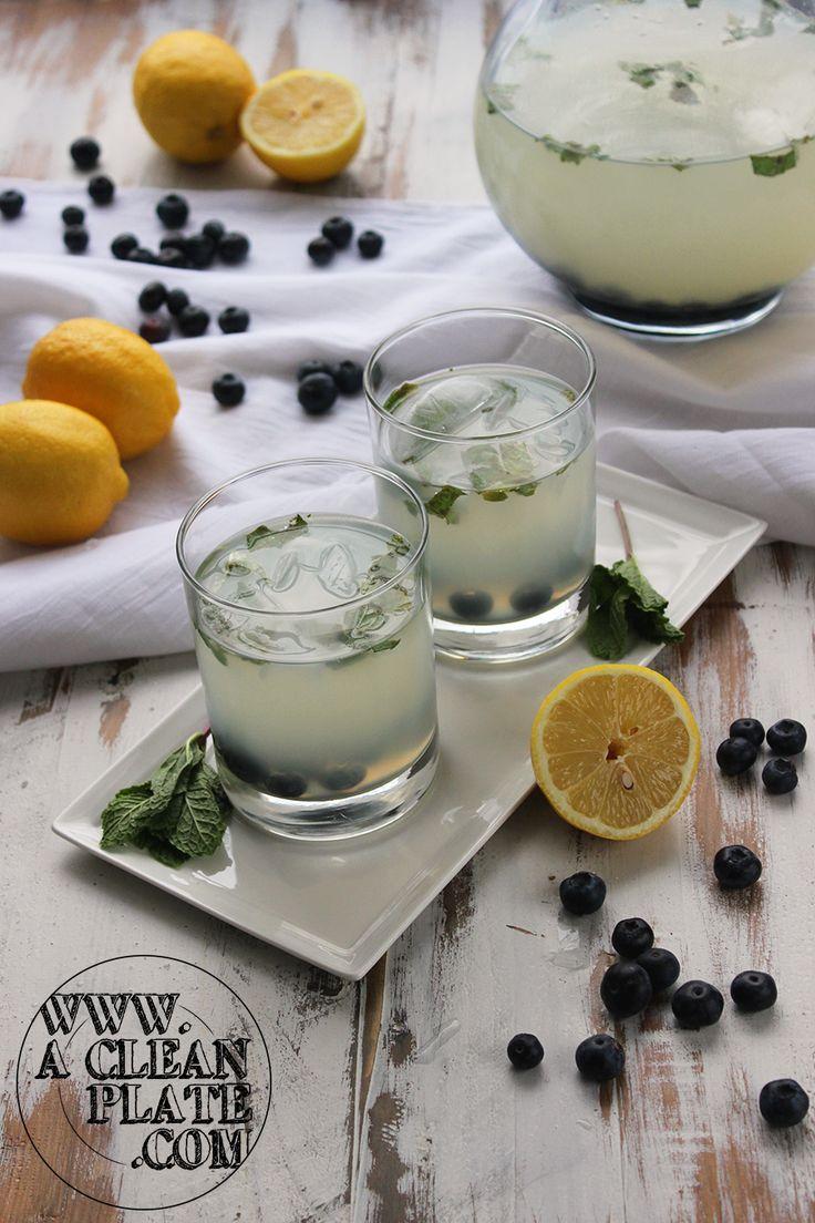 how to make lemonade with sweetener