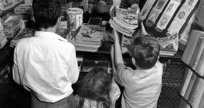 I #fumetti aiutano i #bambini a mangiare meglio