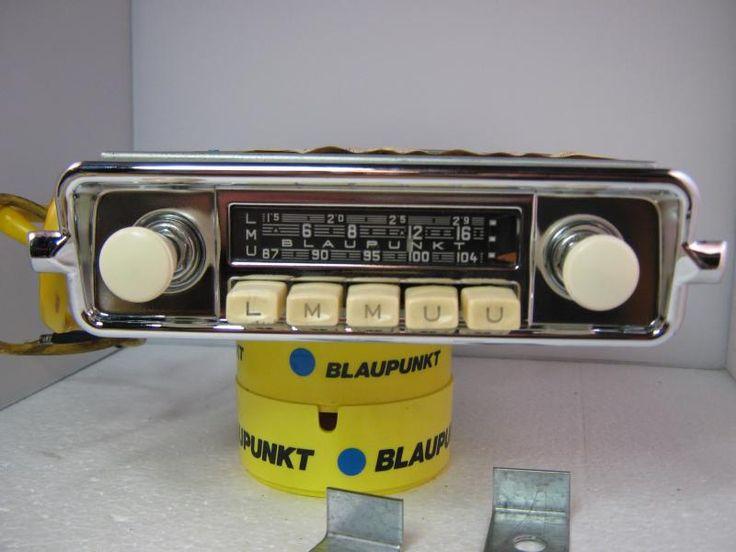 classic car radio mono stereo pinterest radios cars and classic. Black Bedroom Furniture Sets. Home Design Ideas