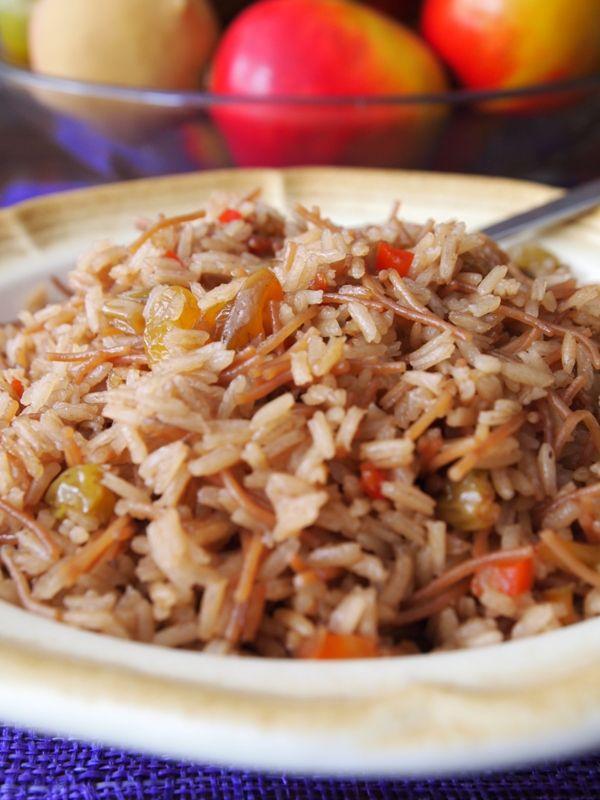 Arroz Moro. The Perfect Side Dish // Peru Delights