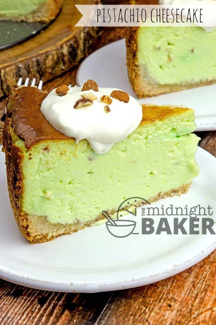 If you love pistachio, then you'll flip over this cheesecake! Pistachio Cheesecake: Heaven In A Bite I have to admit it was love at first sight with this pistachio cheesecake. The first time I saw it was on my friend Lisa's popular Incredible Recipes page. My mouth started to water. The original recipe comes from Lady...Read More »