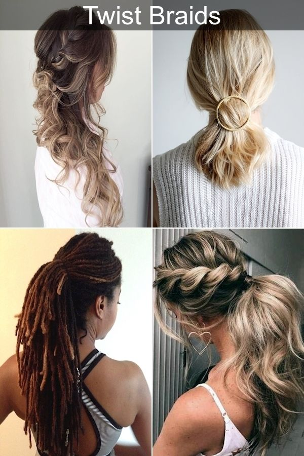 Pin On Creative Styles Of Hair