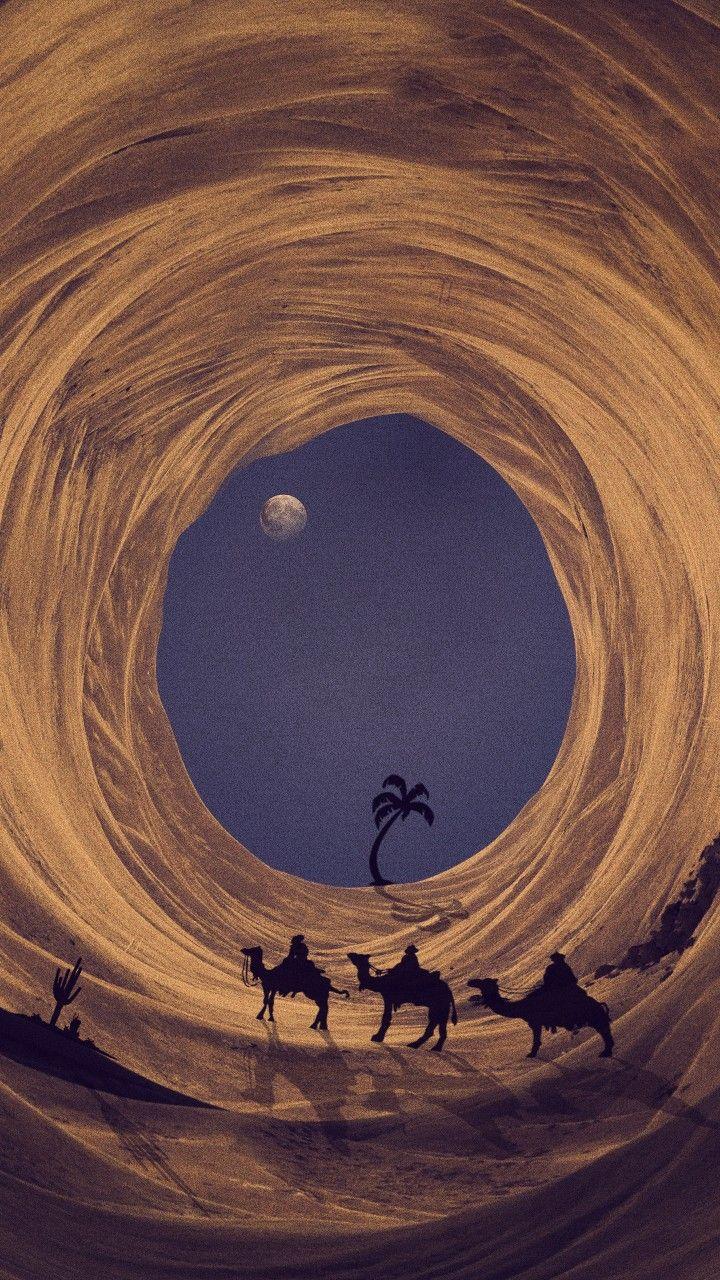 Pin By Eslam Hisn On High Quality Wallpaper Desert Artwork Artwork High Quality Wallpapers
