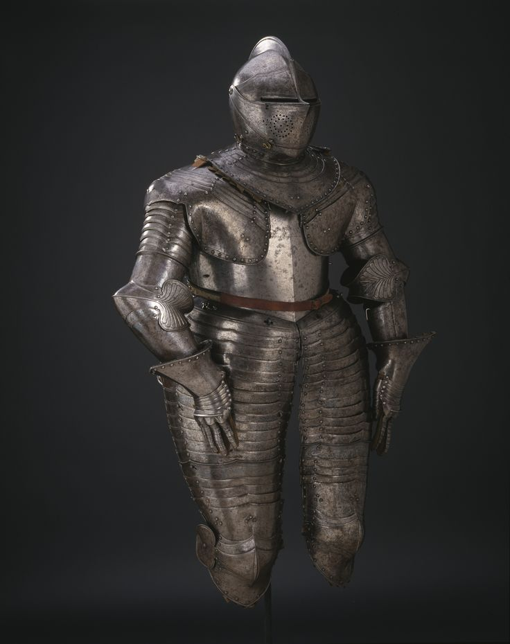 Armour, c.1635. Livrustkammaren, CC BY-SA