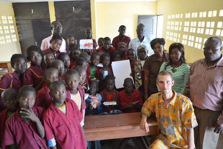 School, Cameroon
