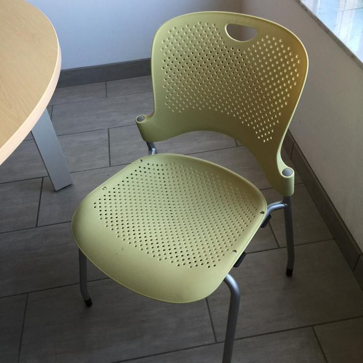 Herman Miller Caper Stacking Chair At Furniturefinders