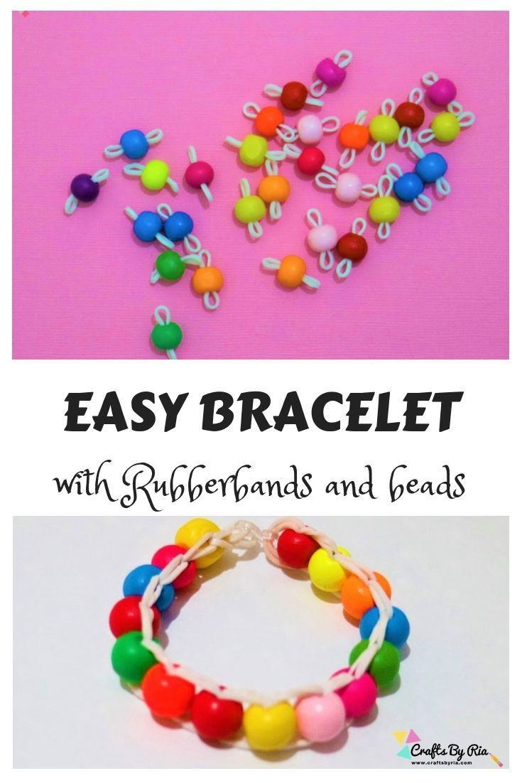 Easy Diy Bracelet Make Your Own Beautiful Easily