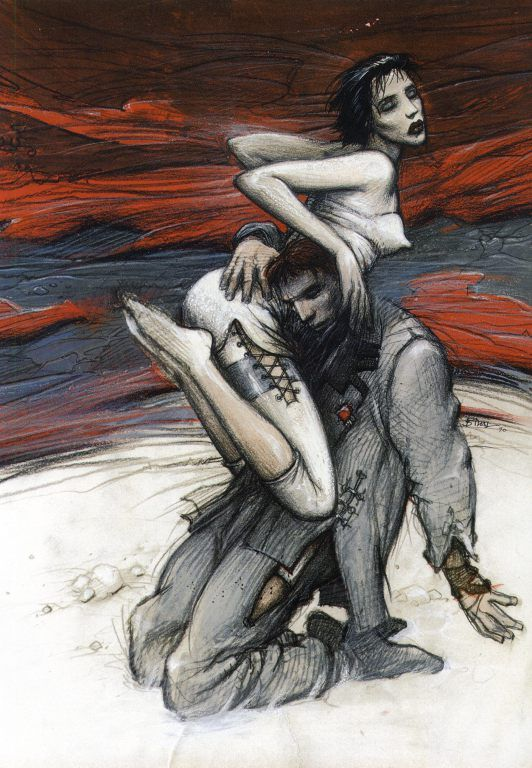 Enki Bilal - Romeo et Juliette