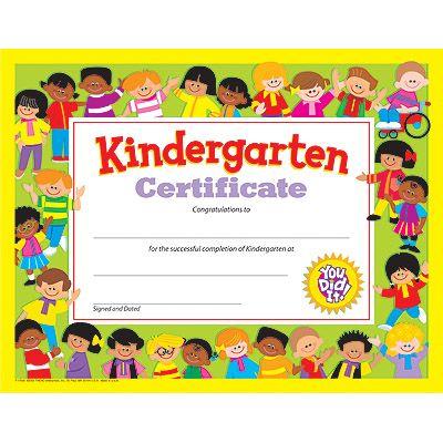 Best Kindergarten Graduation Images On   Kindergarten
