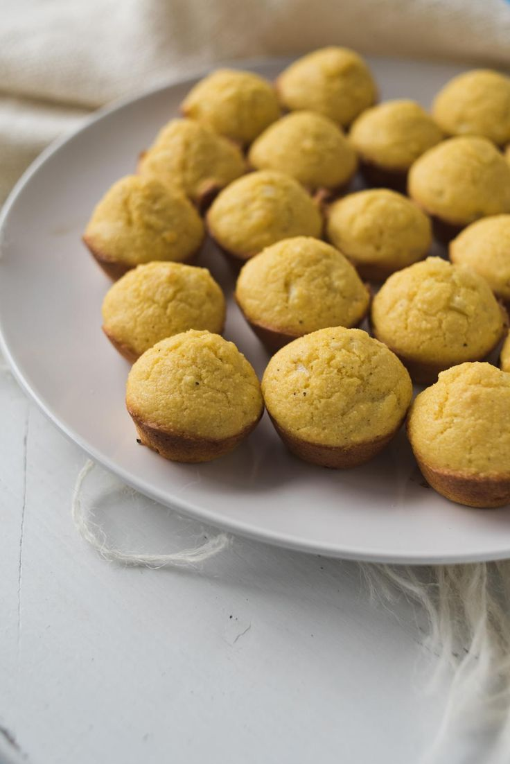 """<strong><em>Editor's Note:</em></strong><em>These Baked Hush Puppies are perfect for just about any event on your social calendar! You can serve up theseBaked Hush Puppies as a tasty side dish for a cookout or a tailgate party. Are you making soup for dinner tonight? Then this side dish will be the perfect accompaniment to a bowl of chicken or tomato soup. This <a href=""""https://..."""