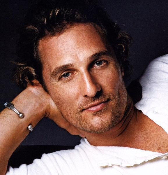 Mathew McConaughey favorite-actors
