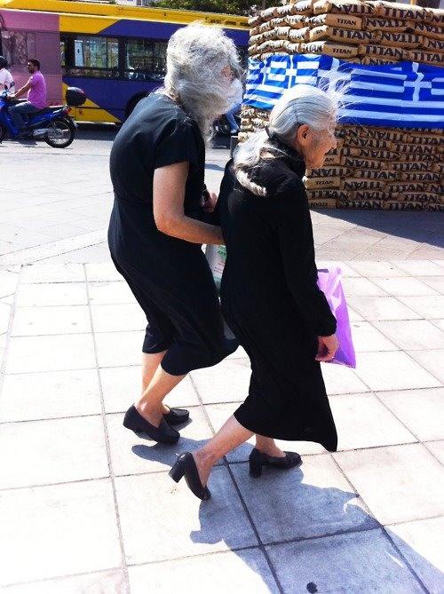 γιαγιούλες    #γιαγιά #grandma