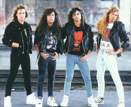 Megadeth.........