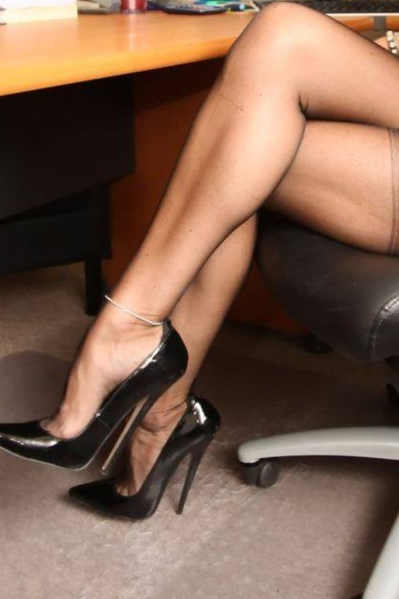 Matchless theme, stockings extreme heels remarkable, this