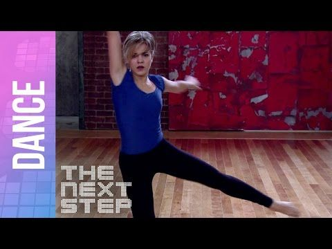 """The Next Step - Extended Dance: Riley """"Mountains"""" Solo (Season 4) - YouTube"""