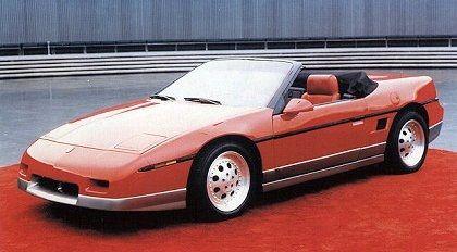 Pontiac Fiero, 1984