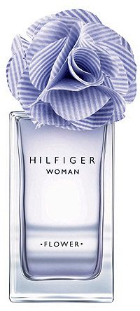 Tommy Hilfiger Flower Violet.  Rich scent of violet flowers combined with petals of roses and gardenias, resting on a layer of creamy sandalwood, which envelops the skin like an intimate embrace. Over the intoxicating and creamy heart, combined with soft woody notes of the base, there is a sweet mixture of zests of mandarin, bergamot and raspberries.