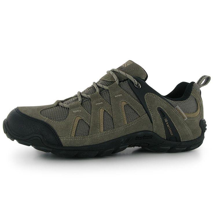 Karrimor | Karrimor Summit Waterproof Mens Walking Shoes | Mens Walking Shoes