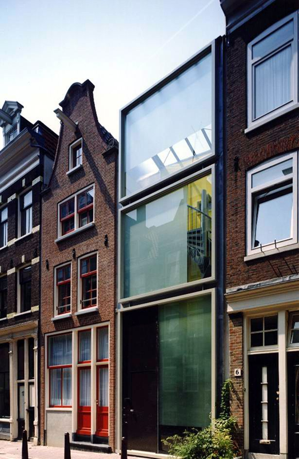 Haarlemmerbuurt, Amsterdam   Claus en Kaan Architecten; Photo: Ger van der Vlugt - Binnen Wieringerstraat   Archinect